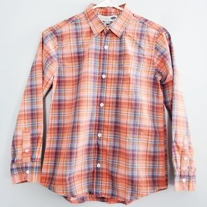 Old Navy Classic Boys Button Up Shirt